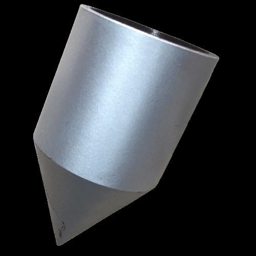 Penetrometer Cone SPT split barrel 60 degree
