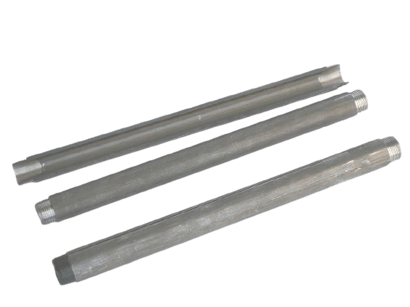 Split tube 500 lg SPT matched set Split spoons