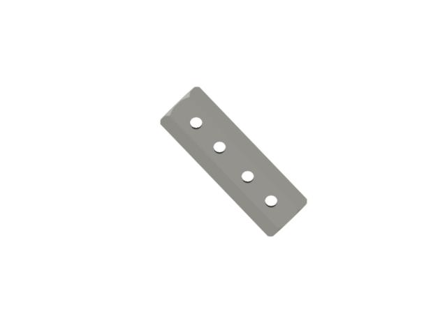 27190 1.75 Hex Pin